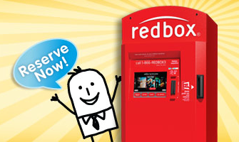 Free 1-Day Game Rental from Redbox