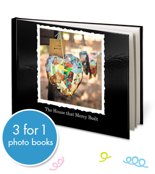 Photo Book Sale at Snapfish