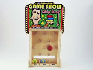 Game Show Chip Drop Game
