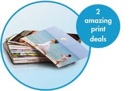 Snapfish photo print deal