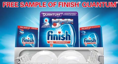 Free sample of Finish Quantum