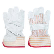 Ace Leather Palm Gloves