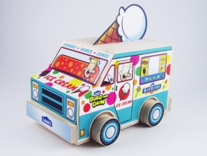 Build an ice cream truck