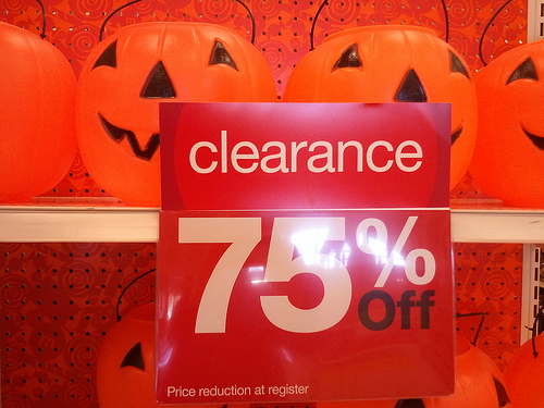 Make Clearance Sales Work for You All Year