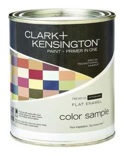Clark + Kensington Paint