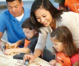 Free Home Depot Kids Workshop: Organizer