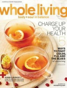 Whole Living Magazine