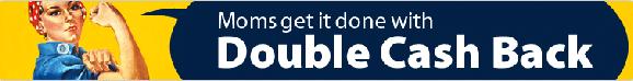 Double Cash Back at Ebates
