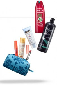 free summer Target beauty bag