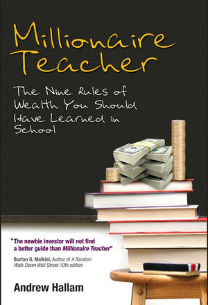 Review: Millionaire Teacher by Andrew Hallam