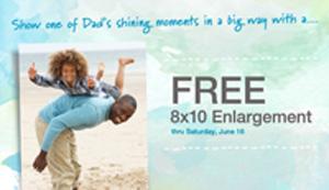 free 8x10 photo