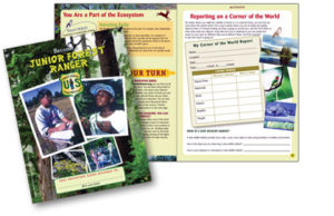 Become a Junior Forest Ranger
