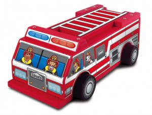 Lowe's Build & Grow: Fire Truck