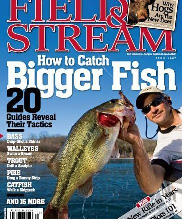 Get 2 Years of Field and Stream Magazine for $5.99
