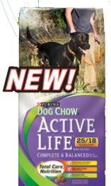 Purina Dog Chow Active Life