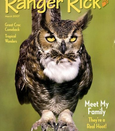 Get Ranger Rick Magazine for $11.99 a Year