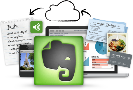 Use Evernote to Save Time and Money