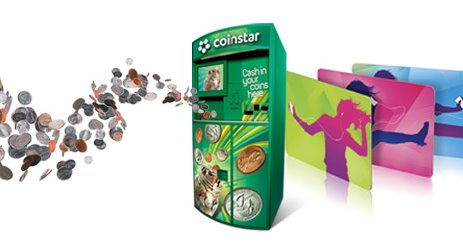 Get a $10 Gift Card Bonus at Coinstar