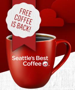 Free Sampel of Seattle's Best Coffee