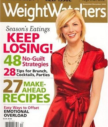 Get Weight Watchers Magazine for $4.50 a Year