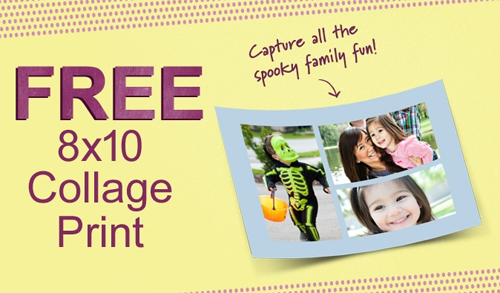 Get a Free 8×10 Collage Print at Walgreens