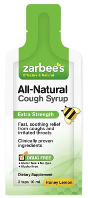 Zarbee's All-Natural Cough Syrup