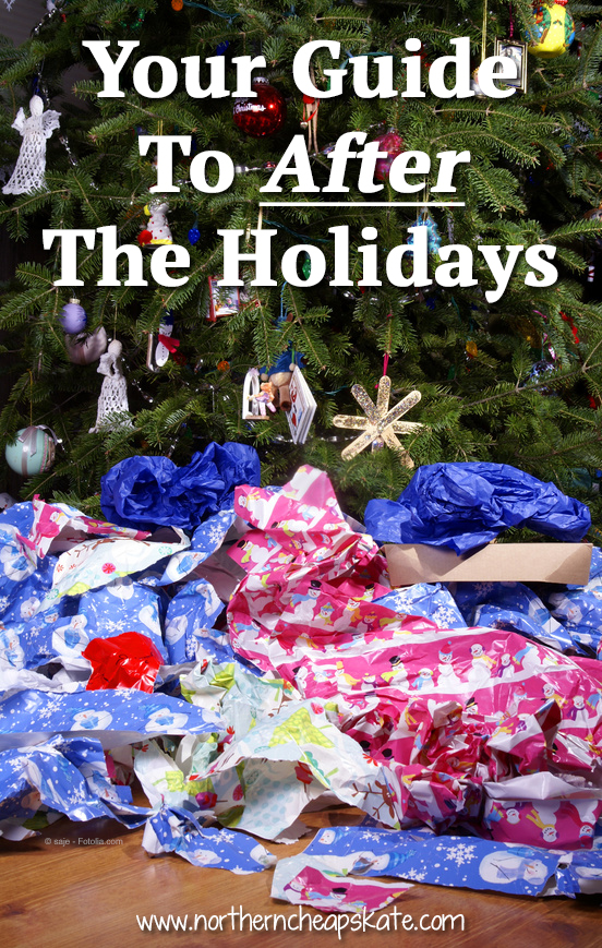 Your Guide To After The Holidays