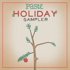 free Paste Holiday Music Sampler