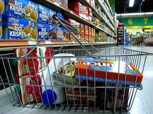 5 Grocery Budget Busters