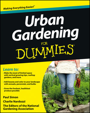 Review: Urban Gardening for Dummies