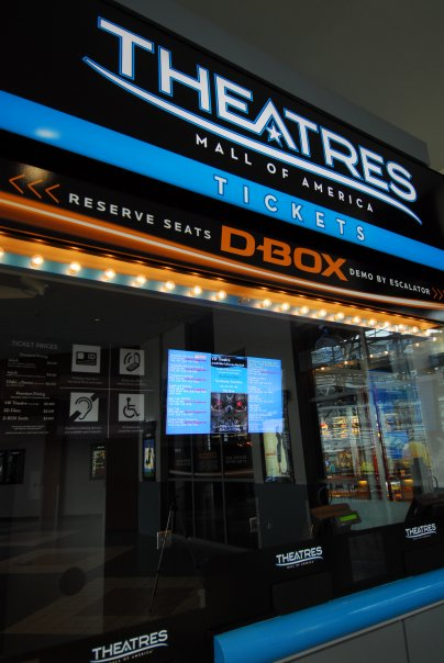 Free Family Films and Sensory-Friendly Films at Theatres at the Mall of America