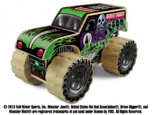 Free Lowe's Build & Grow Clinic: Monster Jam Truck