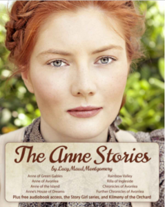 11-Book Anne of Green Gables Set for $.99