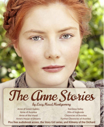 Get 11-Book Anne of Green Gables Set for $.99