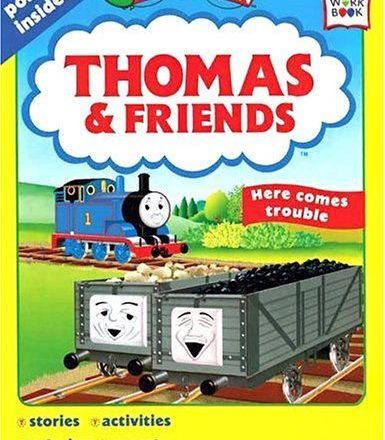 Get Thomas & Friends Magazine for Just $14.99