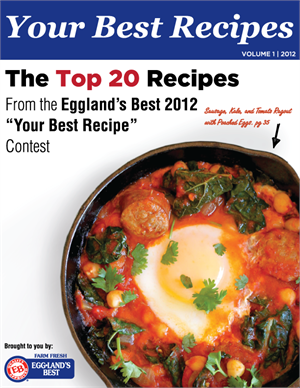 Free Eggland's Best Eggs eCookbook