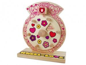 Free Lowe's Build & Grow Clinic: Wheel of Love