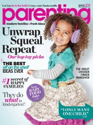 Get 2 Years of Parenting Magazine for $5.99