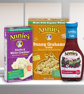 Free Herb Kit from Annie's