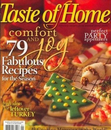 Get One Year of Taste of Home Magazine for $4.50