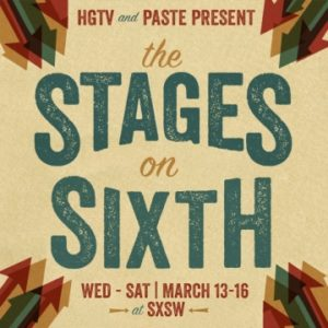 HGTV/Paste 2013 SXSW music sampler