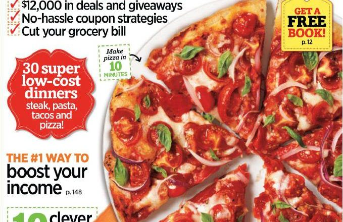 Get Woman's Day Magazine for $4.99 A Year
