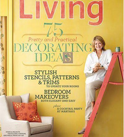 Get Martha Stewart Living for $14.99 a Year