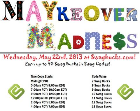 Swagbucks Swag Code Extravaganza