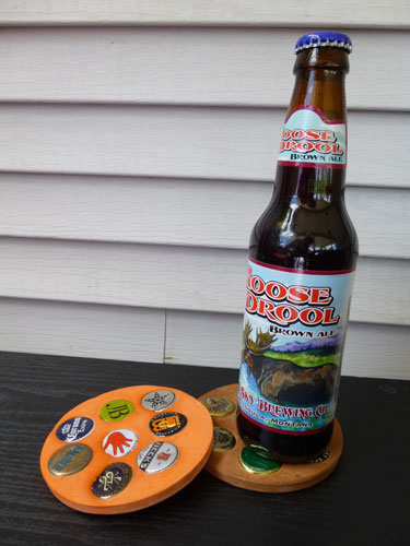Father's Day gift idea: Handmade Coasters
