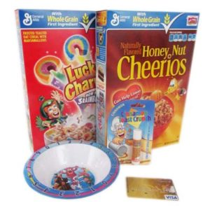 Breakfast at Home Makes Cents Prize Pack