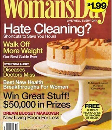 Get Woman's Day Magazine for Just $4.99 A Year