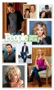 People Country Music Sampler