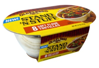 Winner of the Old El Paso Prize Pack