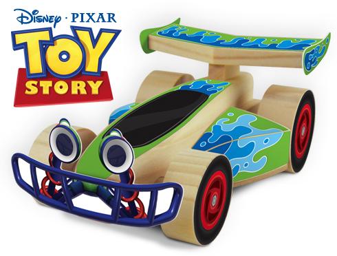 Free Lowe's Build & Grow Clinic: Toy Story R.C.